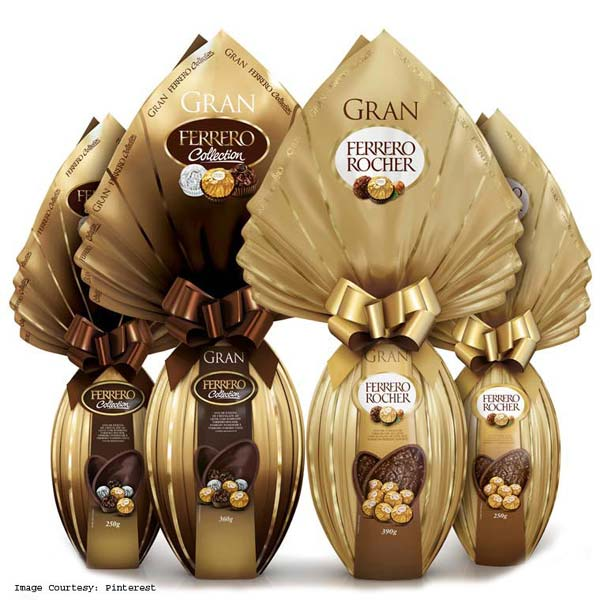 Yummy Ferrero Rocher Collection