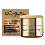 L'Oreal Paris Age Perfect Cell Renewal Night Cream Reviews – Should You Trust This Product?