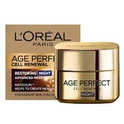 Loreal Paris Age Perfect Cell Renewal Night Cream