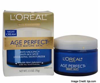 Loreal Paris Age Perfect Night Cream