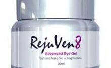 Rejuven8 Advanced Eye Gel Review: What does it do?