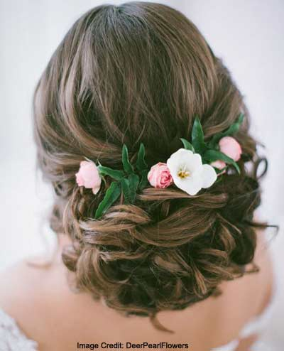 Simplest Hairstyle