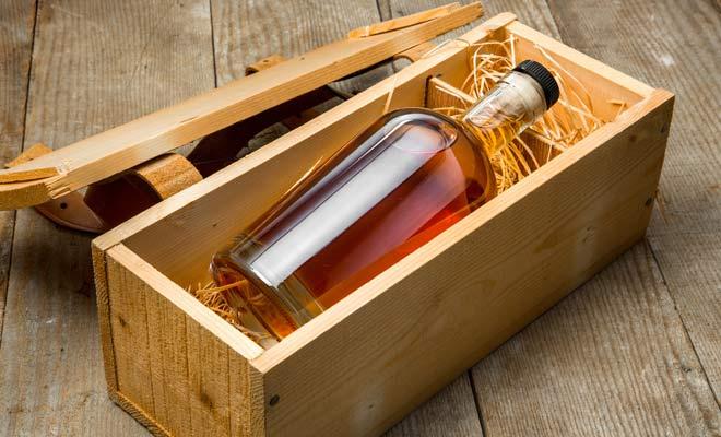 A Bottle of Good Scotch