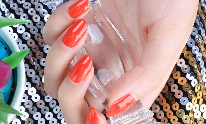 Choosing your Nail shape