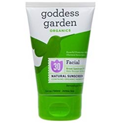 Goddess Garden Sunscreen Lotion Spf 30 Review 2018