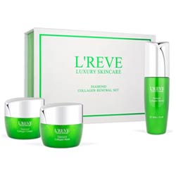 LReve Diamond Renewal Collagen Set