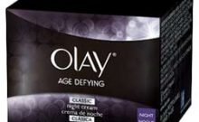 Olay Age Defying Classic Night Cream Review: Does it work?