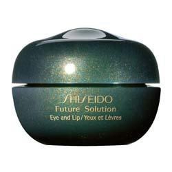 Shiseido Future Solution Eye and Lip Regenerating Cream