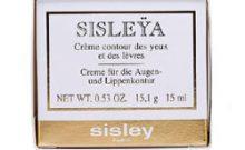 Sisleya Eye and Lip Contour Cream Review