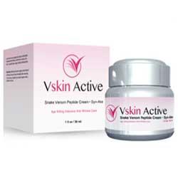 Vskin Active Snake Venom Peptide Cream
