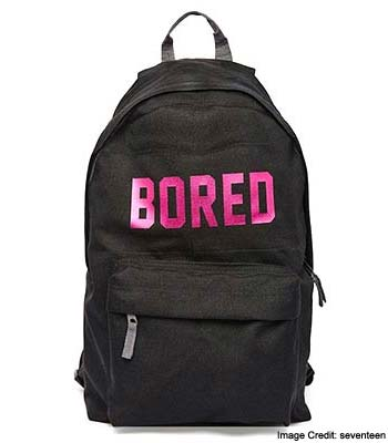 Adolescent Clothing Backpack