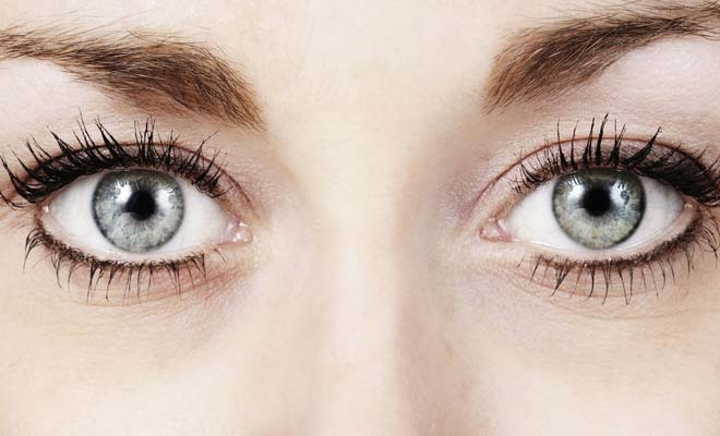 Early Sign of Eye Skin Aging