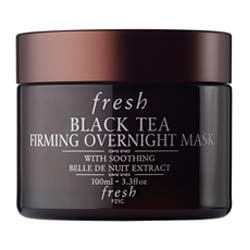 Fresh Black Tea Overnight Mask and Eye Concentrate