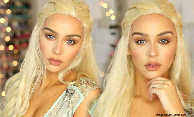 Nude Makeup You Want To Try Inspired by Game of Thrones