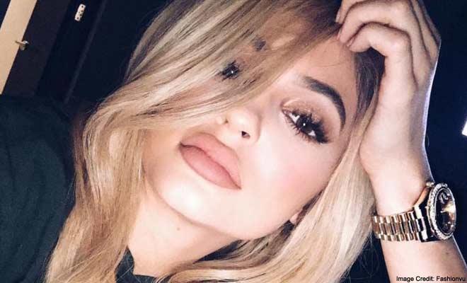 Kylie Jenner Pout