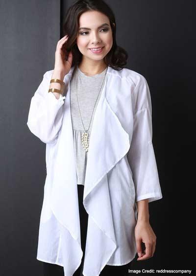 Lightweight Linen Jacket