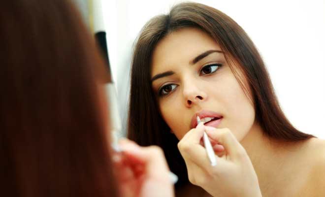 Natural lip line