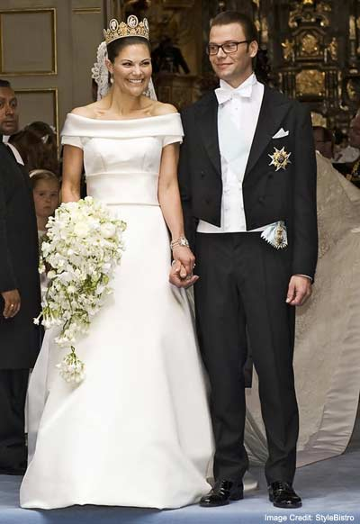 Princess Victoria's Royal Wedding Gown