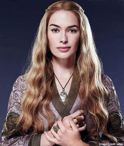 Queen Regent, Cersei Lannisters Dark, Bold Look