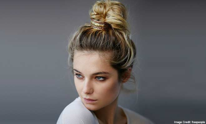 Bun Cuff to Your Hair for a Stylish Look