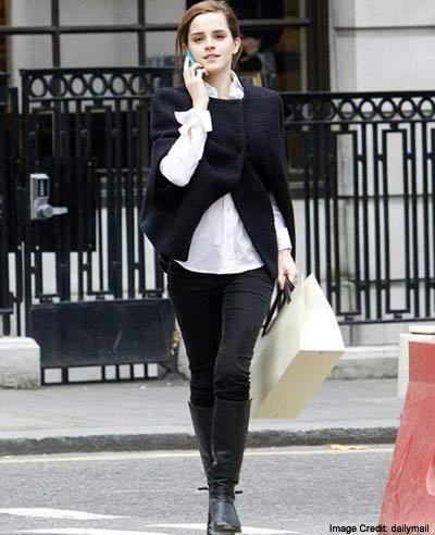 Emma Watson Dares