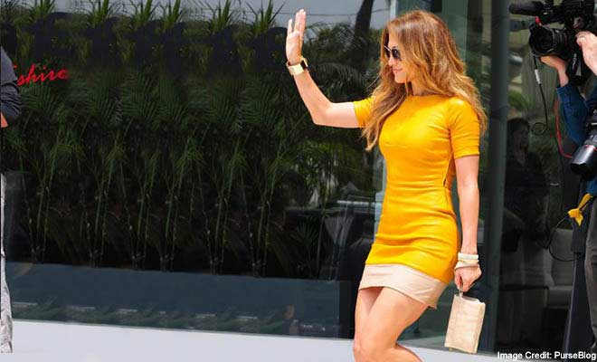 Jennifer Lopez Clothing Style
