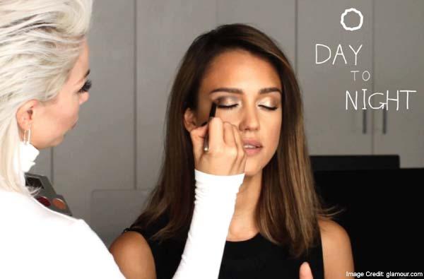 Jessica Albas Makeup