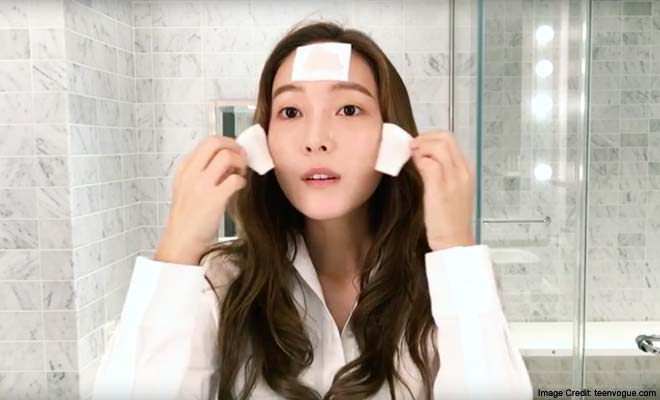 Jessica Jung every day Skin care routine