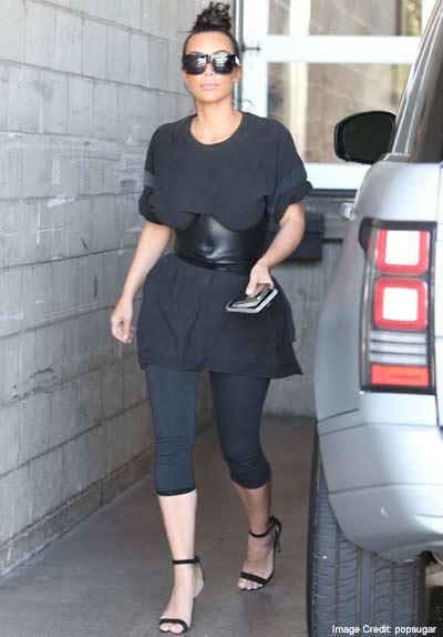 Kim Oversized Belt