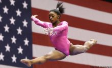 Get Inspired by the Perfect 10 Cat Eye of Olympic Champ Simone Biles