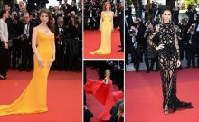 7 Best Red Carpet Outfits From 2016 Cannes International Film Festival