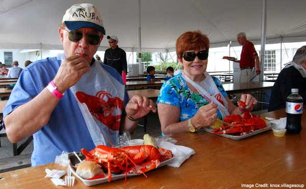 Seafood Cooking Contest