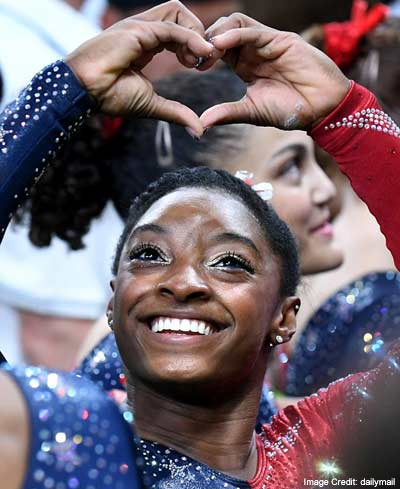 Simone Biless cat eye