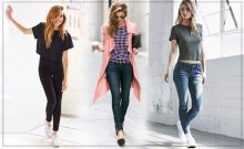 Know How to Effortlessly Style Skinny Jeans Look and Still Look Trendy