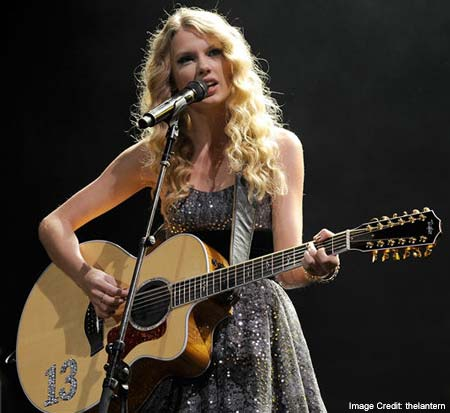 Taylor Swift Young Artist