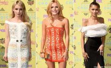 Teen Choice Awards 2016: Inspire the Fashion sense with These 5 standouts