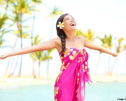 wear your Sarong to get different Looks
