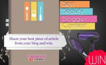 Best Beauty Blogger Contest