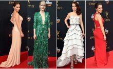 2016 Emmy Awards: 12 Best Dressed Celebrities on Emmys Red Carpet