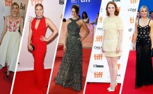 TIFF 2016: The Best Dressed Celebs on the Red Carpet to Watch Out For