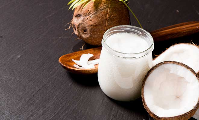 Coconut Oil to Condition Your Hair