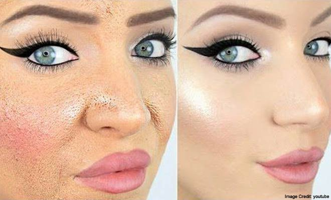 How To Prevent Make Up From Caking
