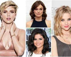 Hairstyles as per face shape