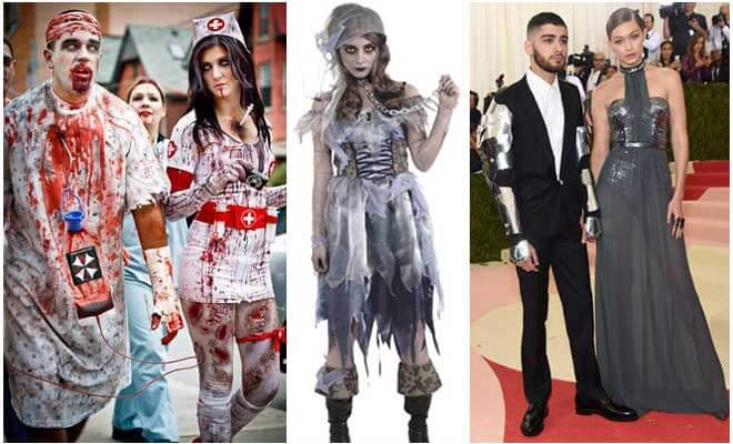 Halloween Costume Ideas to Make You and Your Beauthe Scariest Couple