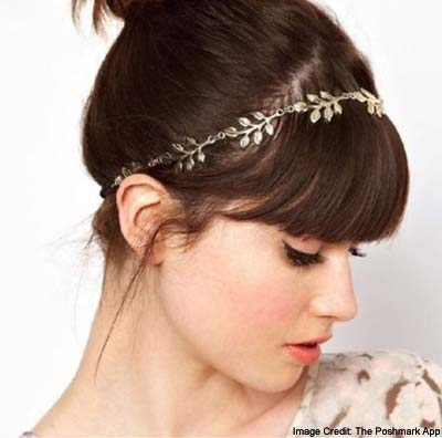 Styled Up Metallic Hair Bands