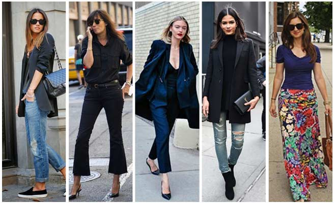 Street Style Trends From New York Fashion Week