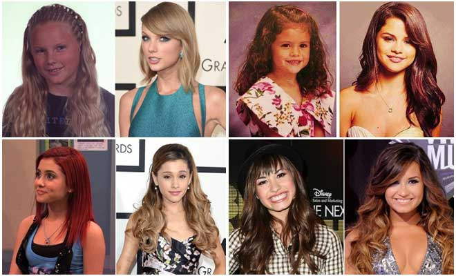 7 Singers Have Transformed Over the Past Years