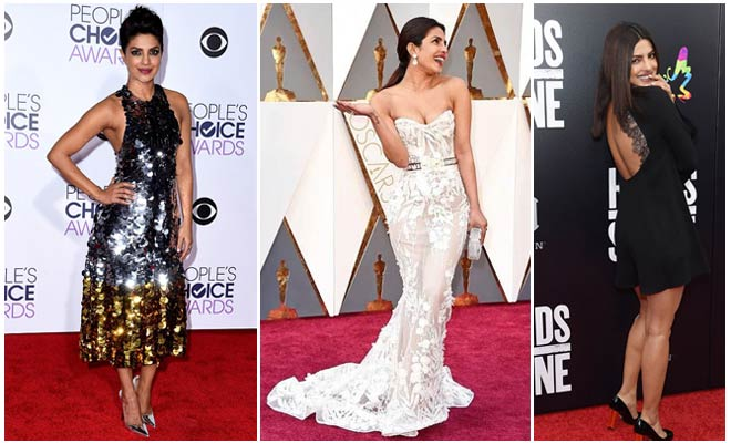 Priyanka Chopra Amazed us with Her Stunning Style Statement