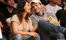 Ashton Kutcher and Mila Kunis Excited to Reveal the Gender of the Baby