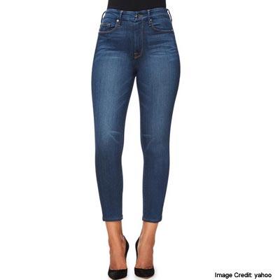Good Waist High-Waisted Jeans